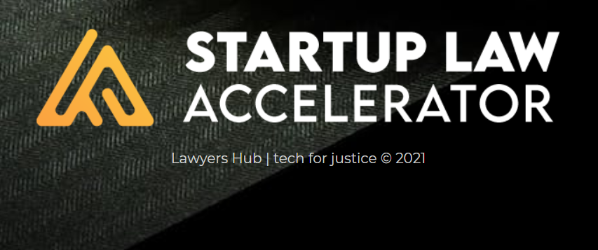 startup law accelerator